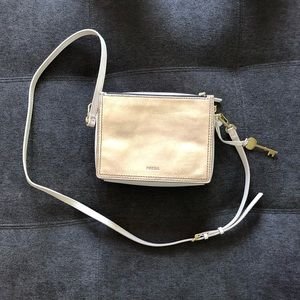 NWOT Fossil Campbell Crossbody